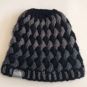 NWWT North Face Woven Knit Beanie